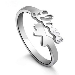925 silver ring items jewelry love horse pony single ring open design new woman free shipping