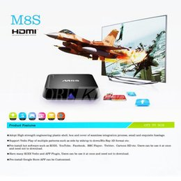Smart TV Box M8S S812 Android Smart TV BOX Movie Sports Live TV Google Play Media Player