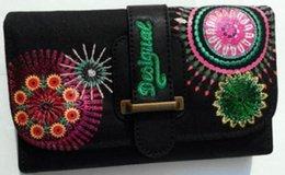 Wholesale 2015 new Special Offer PU Leather bags women messenger bag Desigual bag Retro Shoulder Handbag wallet
