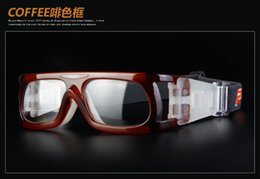 Wholesale-Wrap Goggles Sports Glasses Eyewear Basketball Soccer with Case