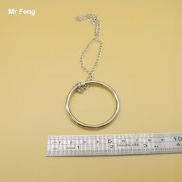 Casual Magic Gadget Tool Toy Chain Ring Puzzle IQ Test Mind Logic Game