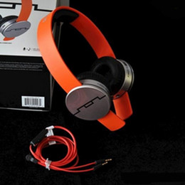 Wholesale Colorful SOL Republic Tracks V8 V10 Over Ear Headphones Wired Headband Headphones For Apple iPhone iPad DHL