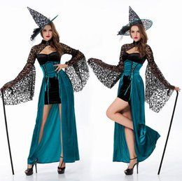 new sexy costumes women halloween costumes Succuba game uniforms miko witch role-playing apparel stage wear