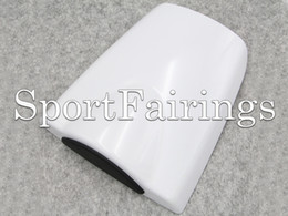 White Seat Cowl Back Cover For Honda CBR600RR F5 Year 03 04 05 06 2003 - 2006 Injection ABS Plastic Motorcycle Fairing Seat Cover New