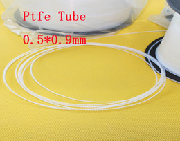 Wholesale T20 ID mm OD mm Ptfe Tube Industry experiment Teflon Pipe m