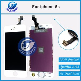 Wholesale 10PCS AAA Quality For iPhone S LCD Display Digitizer Assembly Pantalla For Iphone S Replacment Factory Outlet In Stock
