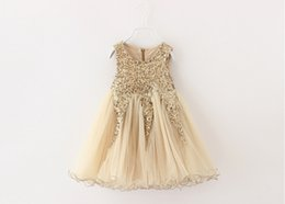 Baby Girls Clothes Lace Tutu Dresses Fashion Childrens Prubcess Sequins Dresses for Kids Winter Summer Party Dress