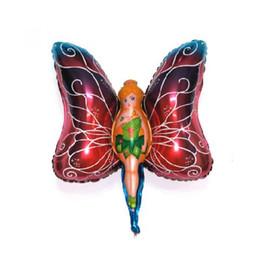 Wholesale wholesales Elf Fairy balloon Birthday Party cartoon Decorate balloon Children s toys Hot sale Australia