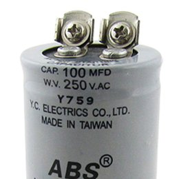 Wholesale SZS Hot ABS MFD uF V AC Motor Starting Capacitor