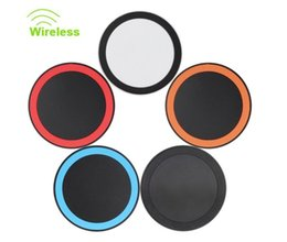 Wireless Charger Transmitter Wireless Qi Standard Charging Pad Plate Wireless Phone Charger S6 For smart Phones DHL Free