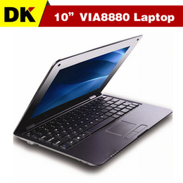 Wholesale laptop inch Dual Core Mini Laptop Android VIA Cortex A9 GHZ HDMI WIFI GB G G Mini Netbook