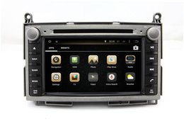 Wholesale Android Car DVD Player GPS Navigation for Toyota Venza with Radio Bluetooth TV USB SD Auto Audio Stereo G WIFI