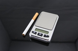 Wholesale-Free Shipping 500G 0.1g Small Rectangel Portable Measure Instruction Scale Digital Electronic Weighing Scale