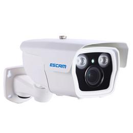 Wholesale ESCAM ONVIF P P2P Network X Auto Zoom Waterproof IR Bullet Camera SUR_123