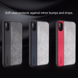 PU Leather Case for iPhone X 10 Ultra Thin Slim Back Cover Case For Apple iPhoneX Capinhas Protective Phone Bag
