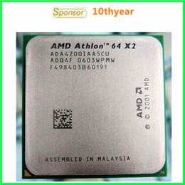 Wholesale X2 X2 original desktop CPU AMD Athlon X2 G M AM2 pin Dual Core
