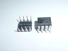Wholesale IC NJM4558DD DD DIP8 OP Amp Dual GP V Pin PDIP RoHS Compliant