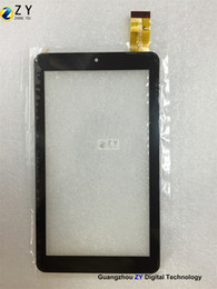 High quality 7 inch Tablet PC Capacitive Touch Screen touch panel digitizer HK70DR2119 ZY TOUCH