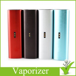 Wholesale Electronic Cigarette Vaporizer Kits Pen Aroma Diffuser Vaporizer For Dry Herb Wax E Cigarette E cig for Solid Liquid Herb Cut tobacco jaguar