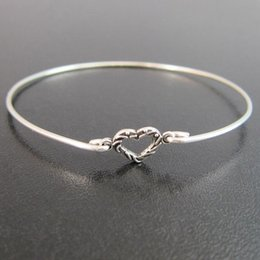 Silver Tiny Heart Charm Bracelet Europe and the United States Hot Sale jewelry free shipping YPQ0109
