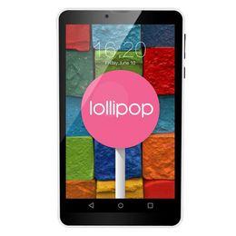 "Wholesale-Original CHUWI VI7 Android 5.1 Phone Call Tablet 7"" IPS P+G Screen1024*600 SoFIA AtomX3 3G-R Quad Core 1GB+8GB GSM WCDMA GPS"