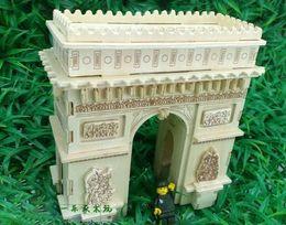 Wholesale-French Arch of Triumph 3D Puzzle Scale Models