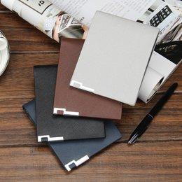 Wholesale Fashion Brand Men Wallets Ultra Thin SHORT solid Solor Men s Wallet Credit Card Holder Purse