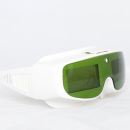 Wholesale IPL safety goggles protection glasses speed shutter cut intense light proof UV IR light automatically ce