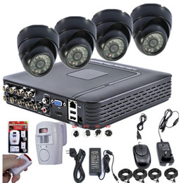 8CH AHD 1.0MP 1200TVL Indoor Dome CCTV System Kit Outdoor Video Surveillance 8 Channel 1280*720P Security Camera Alarm System