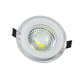 Wholesale epacket LED ceiling downlight COB insert type square lamp absorb dome light manufacturer w v v