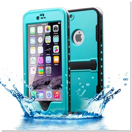"Redpepper new Original For apple iphone 6 6S Case ,shock proof waterproof case for iPhone 6 4.7"" with Fingerprint for iphone 6S Plus 5.5"""