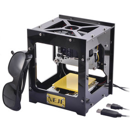 Wholesale NEJE mW USB DIY Laser Engraver Cutter Engraving Cutting Machine Laser Printer