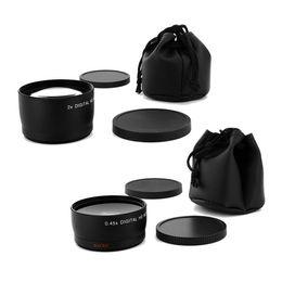 Wholesale 58mm X Wide Angle Lenses Camera Lens for Canon EOS D Rebel T2i T3i T4i D D
