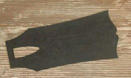 Wholesale Headstock ebony veneer for LP standard guitar