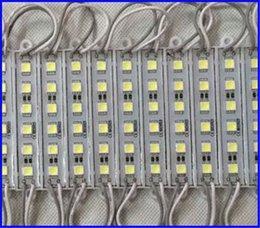 Wholesale Super bright pz moduli led giallo verde rosso blue bianco bianco caldo impermeabile ip65 dc12v per la pubblicità disegno