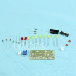 Wholesale Audio LM3915 Level Indicator Electronic Production Suite DIY Kit Part Components
