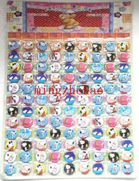 Free Shipping 5 Sheets 540 pcs 2.5cm Snoopy Pin Badge Buttons Cartoon Cute Gift For Child Gift