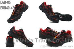 Wholesale 2014 New Arrived S LAB SENSE Men Athletic Shoes Running Shoes Athletic Shoes Sports Shoes Worldwide Shipment
