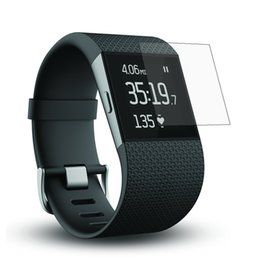 Wholesale 3x Clear LCD Screen Protector Guard Cover Film Skin for Fitbit Surge Sporting Running Smart Watch