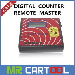 Wholesale 2015 Hot Sale Professional DIGITAL COUNTER REMOTE MASTER digital remote controller remote duplicator Top Selling