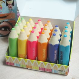 Wholesale NewLip Balm Special Care For Dry Lip Cute Dream Crayons moisturizing Pure natural plant Comfortable Fruit Favor Lipstick Lip Gloss