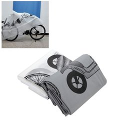 Wholesale Best Promotion Mountain Road Folding Bicycle Cycling Rain Dust Cover Bike Waterproof Garage Outdoor Scooter Protector