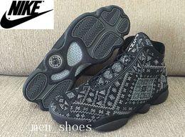 Wholesale With Original Box Nike dan Horizon PRM PSNY AJ13 Public School New York Basketball Shoes Retro Men s Trainers Sneakers