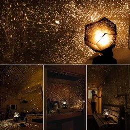 Wholesale Top Sale New Fantastic DIY Celestial Star Amazing Astrostar Astro Laser Scientific Projector Cosmos Light Bulb Lamp Home Bedroom