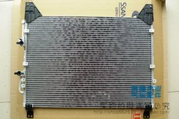 Wholesale Forester condenser air conditioning condenser radiator ssangyong