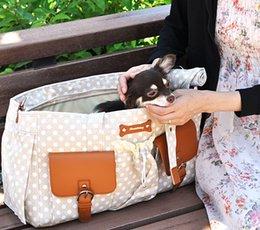 2015 Nouveau Sac pour chien, sac de voyage pour chiens et chats à partir de impression sac de transport fournisseurs