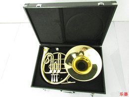 Wholesale ALL NEW Suzuki horn instrument advanced three button single French horn French horn B flat