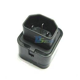 Wholesale IEC C14 Male to C13 Female A Power Adapter PDU UPS APC Adapter Qua