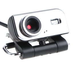 Wholesale Mega USB HD Webcam CMOS Web Camera Video Web Cam Camera CMOS for PC Laptop without Retail Package Free Drop Shipping