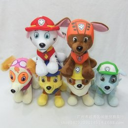 Wholesale 2016 Designs New Arrival PAW Patro Plush Toy Stuffed Dolls Dogs cm quot Dog Toys Pet Baby Toy
